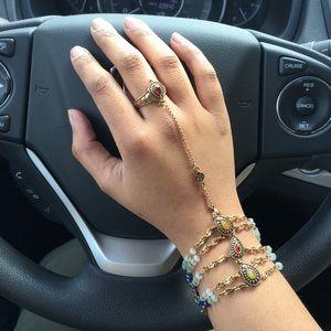 Lucky Brand Bracelet & Ring